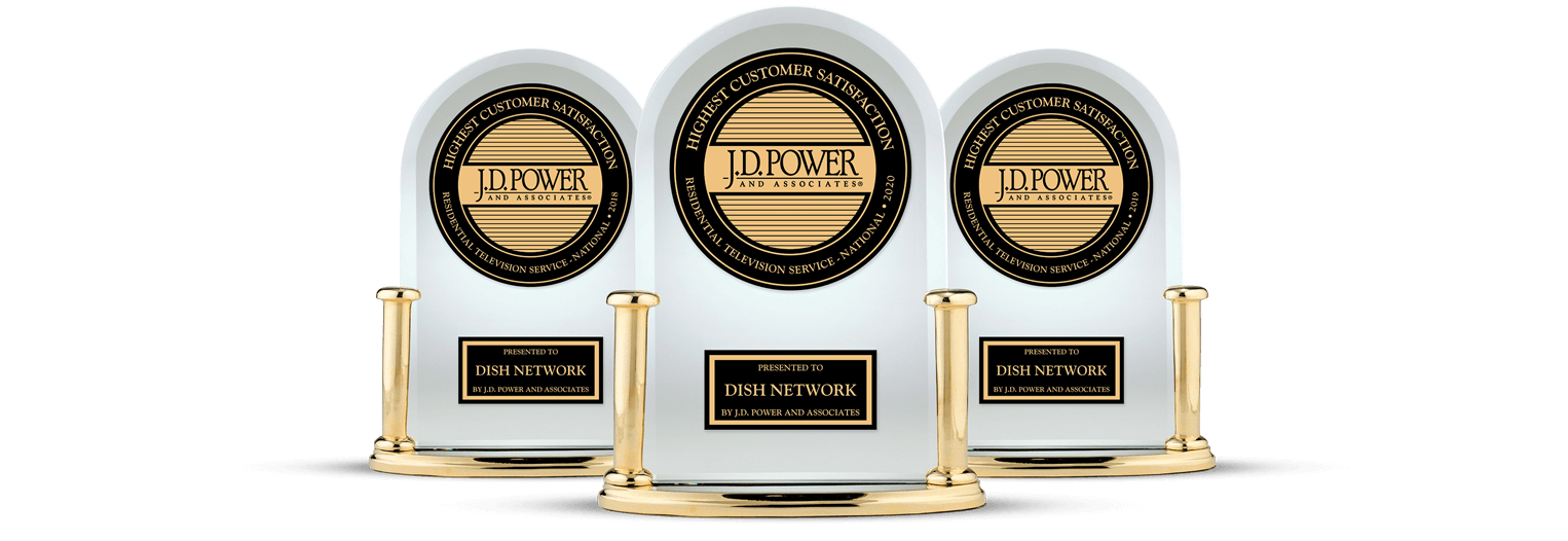 DISH Customer Satisfaction - Ranked #1 by JD Power - Gutreuter Antenna & Satellite in Fond Du Lac, WI - DISH Authorized Retailer