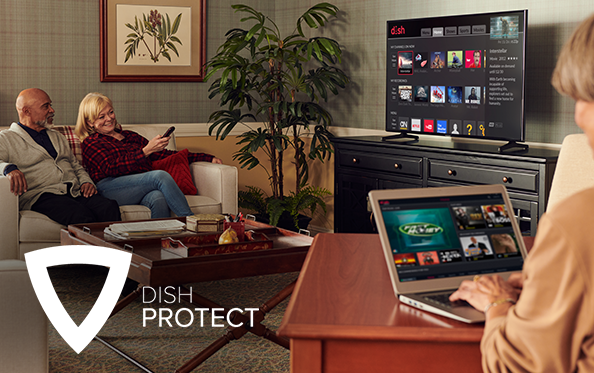 Get DISH Protect from Gutreuter Antenna & Satellite in Fond Du Lac, WI